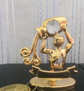 Декоративная статуэтка Знак зодиака водолей