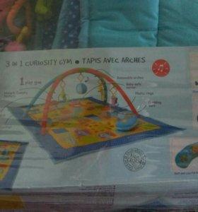 Продается детский игровой коврик