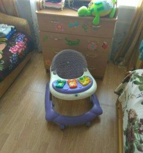 Продаются детские ходунки