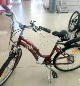 Велосипед женский мисс стелс 7700