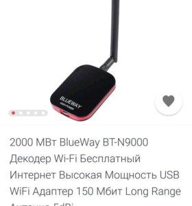 Wi-Fi декодер