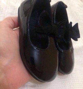 Туфельки , 20 размер