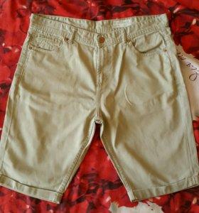 Продам шорты мужские джинсовые