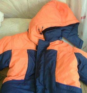 Куртка 110 рост осень