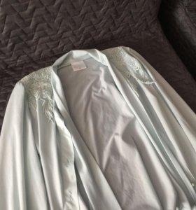 Блузка, размер 46
