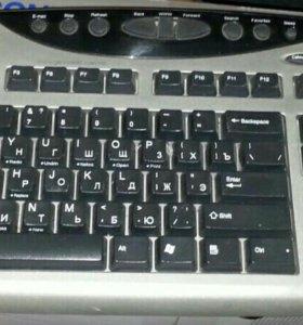 Клавиатура Genius KL-0210