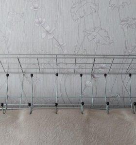 Настенная вешалка для верхней одежды