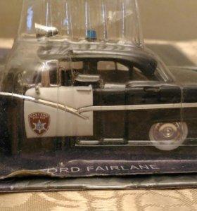 "Автомобиля ""Ford Fairlane"" 1956"