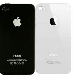 Заднии крышки для iPhone 4,4S