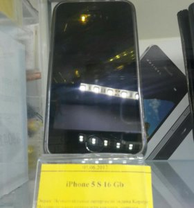 Apple Iphone 5s на 16 гб