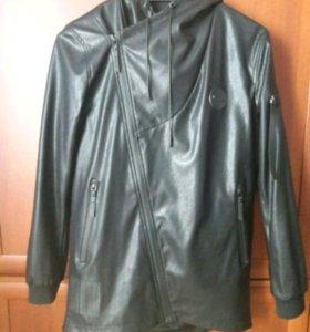 Мужская кожаная куртка(косуха)