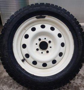 Комплект 14 колес
