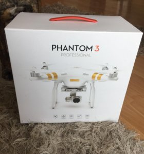 Коробка DJI Fantom 3 Pro