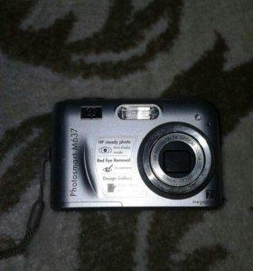 Фотоаппарат HP photosmart M637