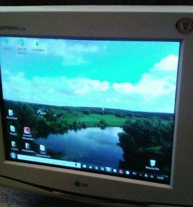 Монитор LG Flatron F700B