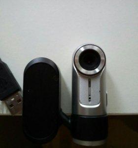 Вебкамера.