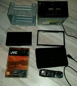 Магнитола JVC KW-NX7000