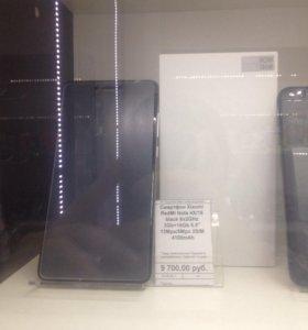 Xiaomi redmi not 4x 16гб черный