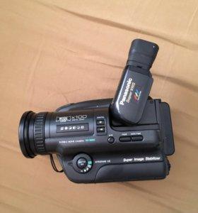 Профессиональная камера panasonic nv-s990en