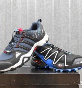 Кроссовки Adidas ax 2 salomon