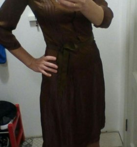 Massimo Dutti платье миди