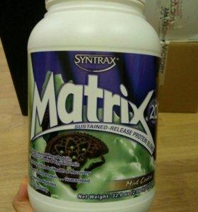 Matrix 2.0 многокомплексеый протеин от Synrax
