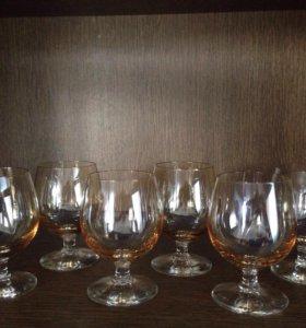 Рюмки, бокалы, чашки