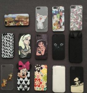 Чехлы на iPhone 5 , 5s или SE
