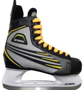 Хоккейные коньки atemi Blade размер 44