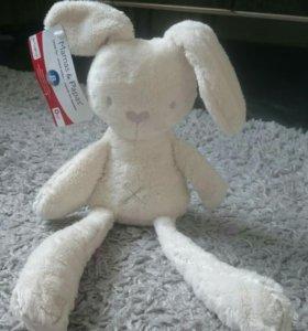 Новый кролик.