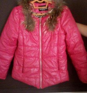 Куртка,пальто.кроассовки.