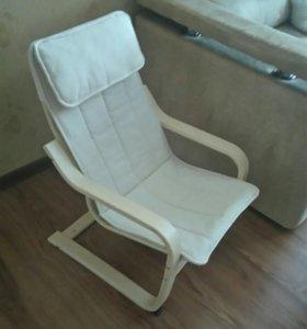 Детское кресло икеа