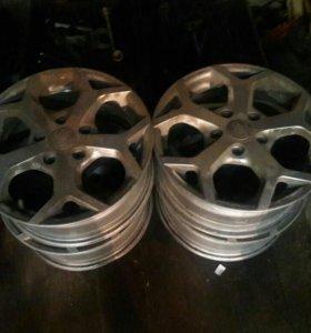 диски литые форд фокус 2 р15