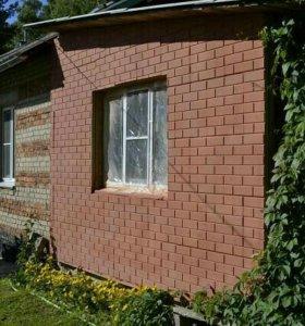 Панели фасадные, декоративно-теплоизоляционные.