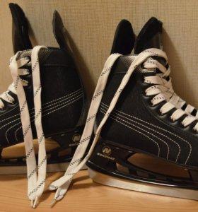 Новые коньки хоккейные Nordway 40 размер