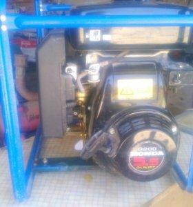 Двигатель Honda g200