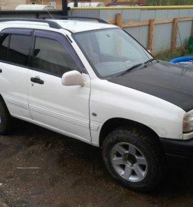 Сузуки Эскудо 98гв 4WD Механика, Полная пошлина, в