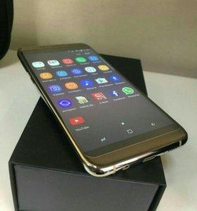 Samsung s8+ gold самсунг с8+ золотой