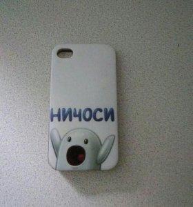 Чехол на iPhone 4s/4
