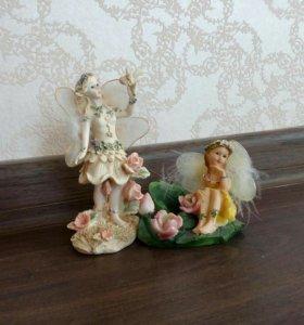 Фигурки, статуэтки керамические