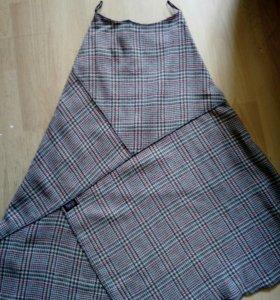 Новая шерстяная юбка р.40-42