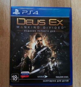 Deus Ex для PS4