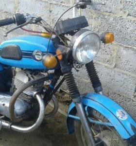 Мотоцикл восход 3m