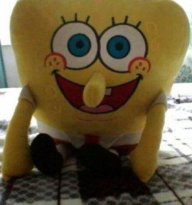 Мягкая игрушка Губка Боб