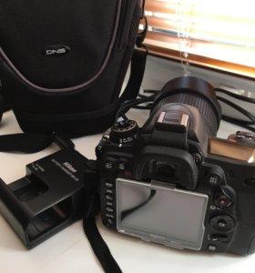 Фотоаппарат Nikon D7000 18-105VR Kit
