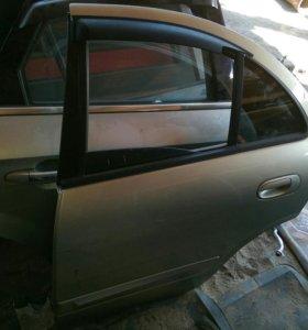 Nissan Almera Classic дверь задняя левая
