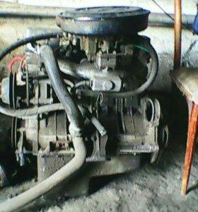Двигатель от Оды возможен обмен немца авчарку