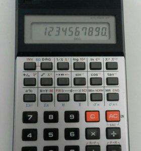 Калькулятор инженерный Casio fx-100