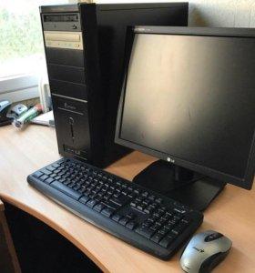 Компьютер Intel Pentium Dual 2.40