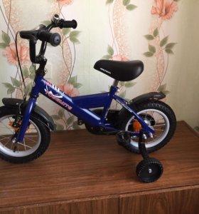 Велосипед детский 12'